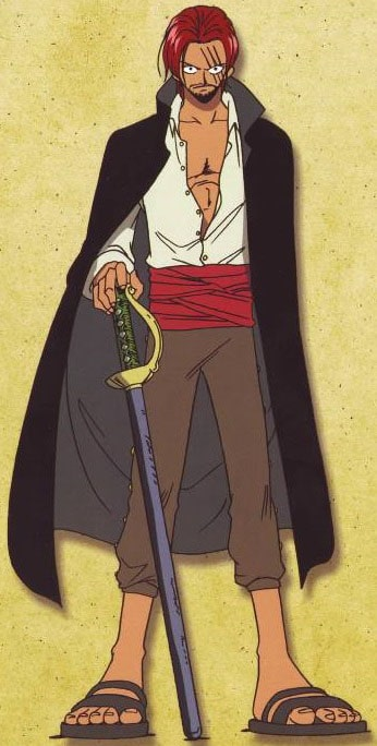 Shanks - One Piece